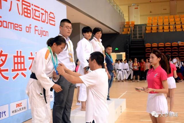 省运会女子柔道赛完美收官,宁德小将柳诗洁揽获一银!