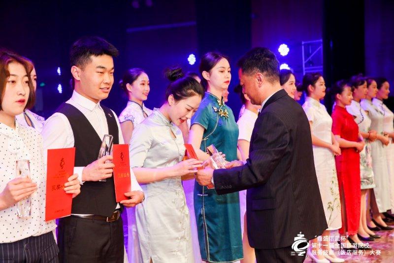 宁德师院学子在全国旅游院校服务技能大赛荣获佳绩